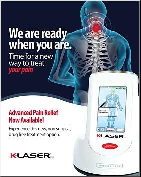 K-Laser Sainato Chiropractic